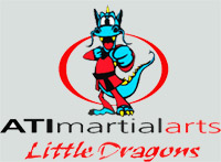 ati martial arts little dragons